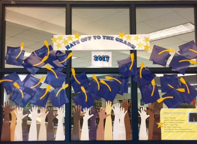 Graduation display