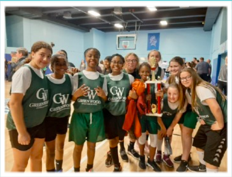 Congratulations to the Girls Basketball Team! Featured Photo