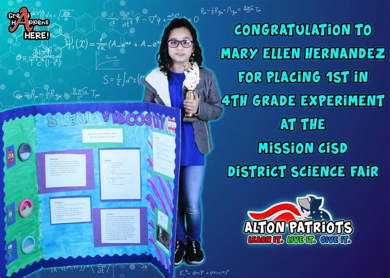 Congratulations Mary Ellen Hernandez Featured Photo