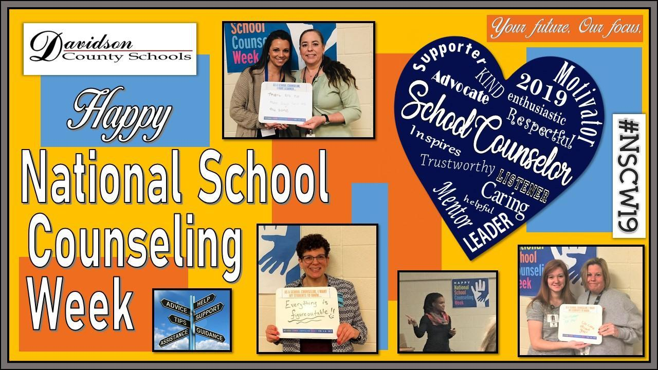 Happy National School Counseling Week