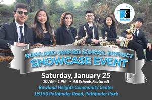 RUSD Showcase Event