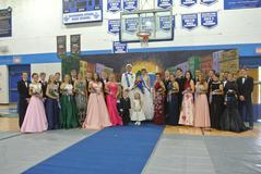 BUHS 2017 Homecoming Court