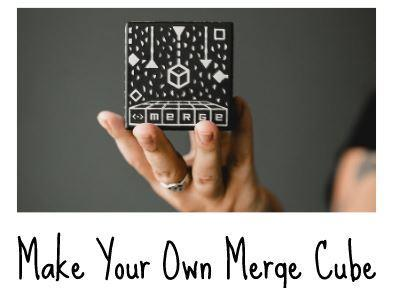Make Your Own Merge Cube