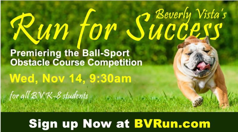 Beverly Vista Run for Success