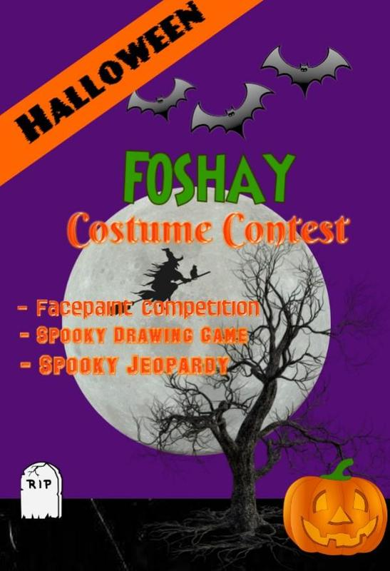 Virtual Halloween Costume Contest and Dress Code--October 30, 2020 Featured Photo