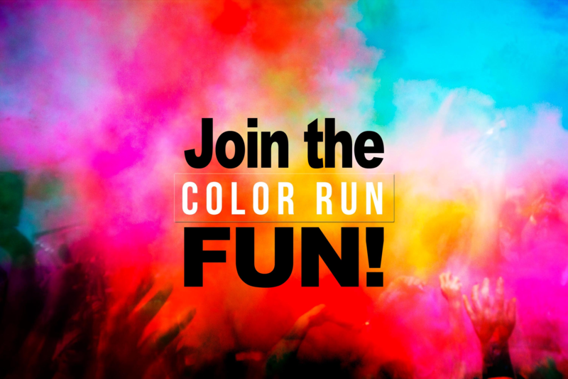 Barkalow Middle School  3rd Annual Color Run! Thumbnail Image