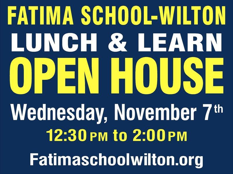 Open House Lunch Best School
