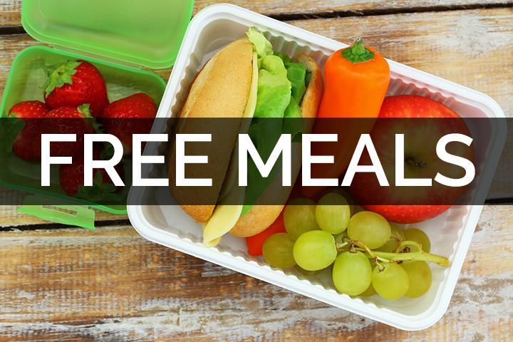 Free meals icon
