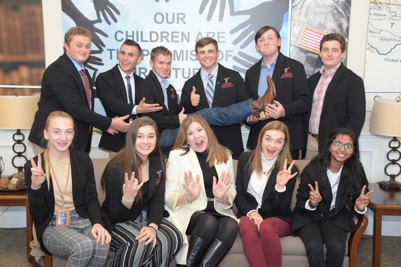 Superintendent Student Ambassadors