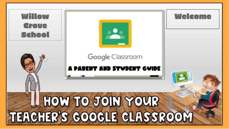 Join Google Classroom