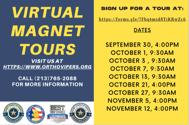 VIRTUAL MAGNET TOURS Featured Photo