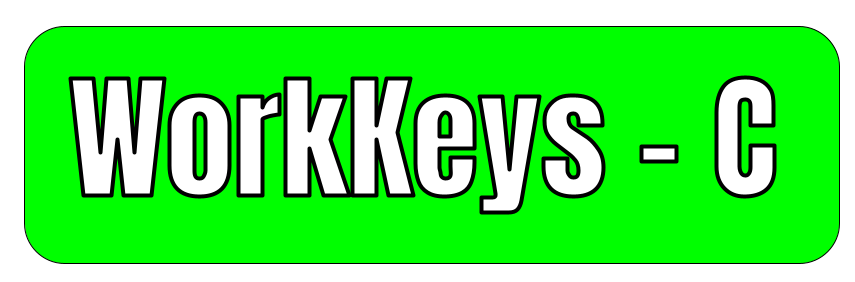 WorkKeys - C (Students will have a green admission ticket)