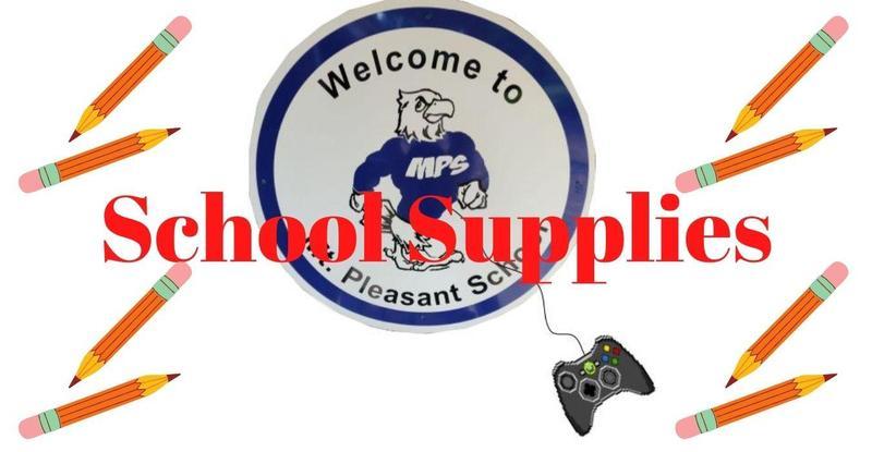 School Supply Lists 2021-2022 Thumbnail Image