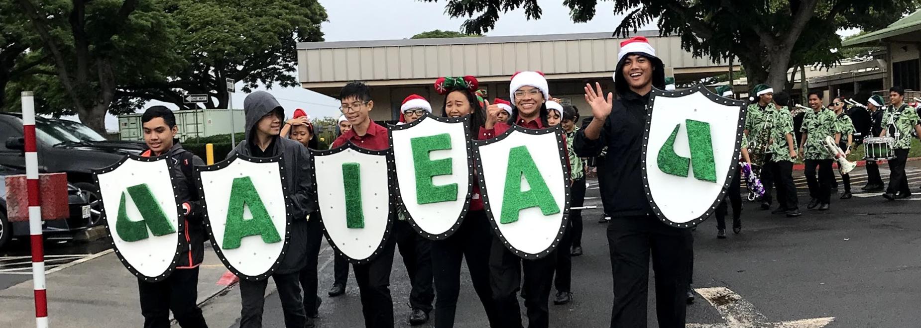 'Aiea Community Parade