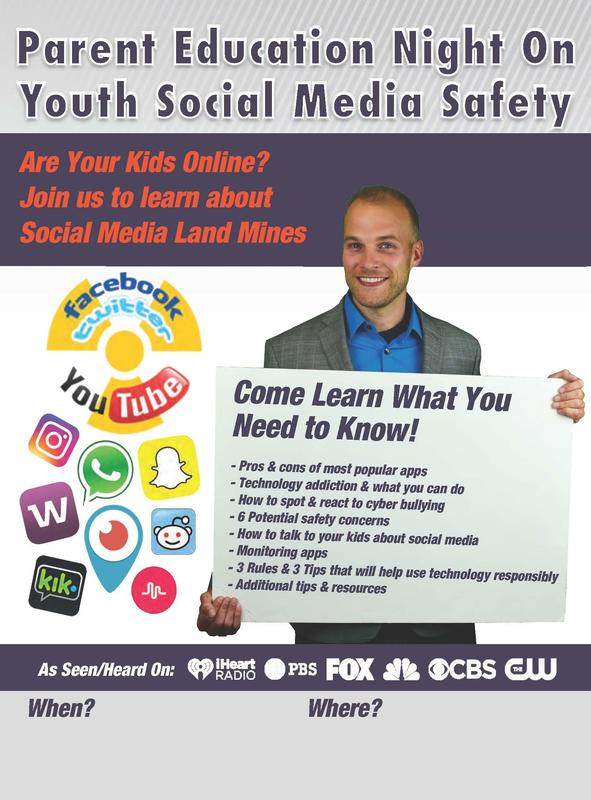 picture of the social media poster