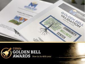 MVUSD Golden Bell Award Binders