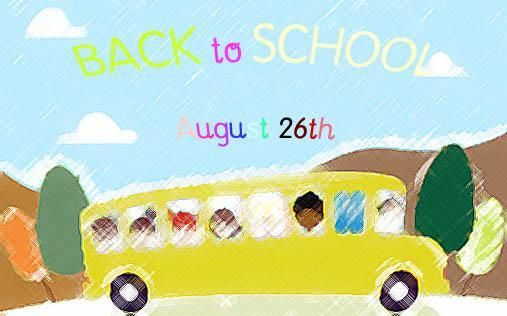 BACK to SCHOOL Featured Photo