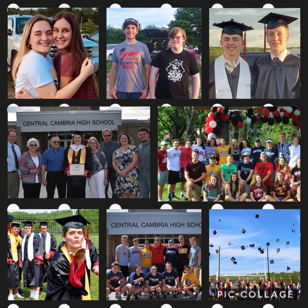 CCHS Graduation 2020 #11