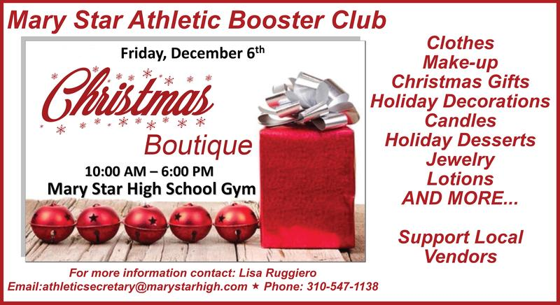 Christmas Boutique @ MSHS Featured Photo