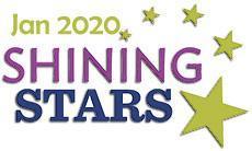 January 2020 Shining Stars
