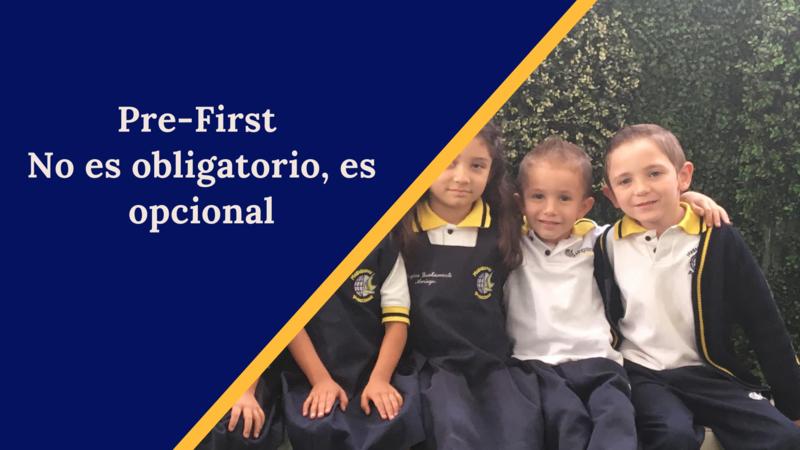 Pre-First (No es obligatorio, es opcional) Featured Photo