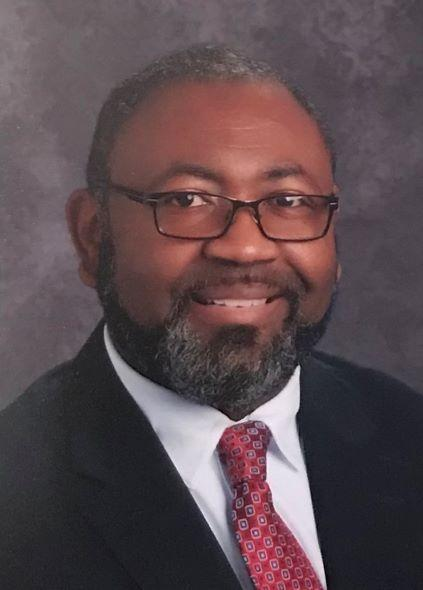 Dr. Perry Revels, Interim Principal Morgantown Middle School, Natchez