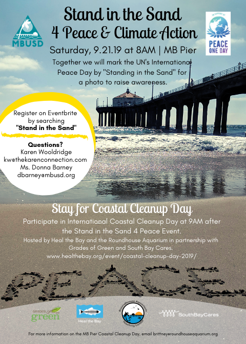Stand in the Sand 4 Peace & Climate Action Thumbnail Image