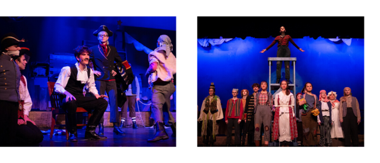 scenes from the play