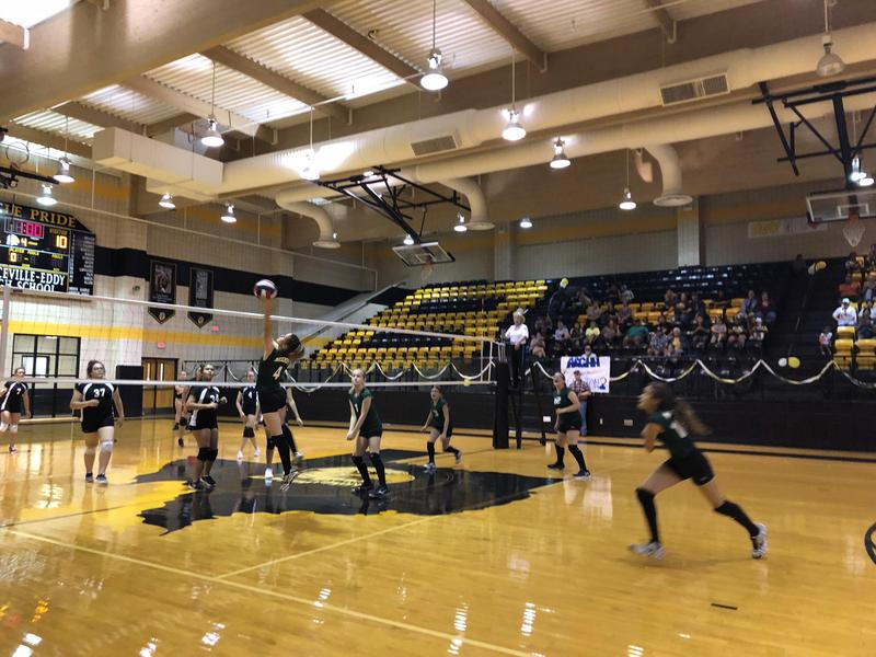 Volleyball Takes on Bruceville-Eddy Featured Photo