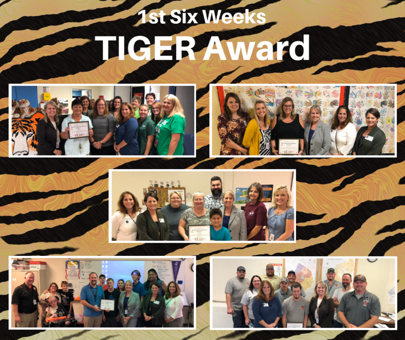 TIGER Awards Presented to Staff Thumbnail Image