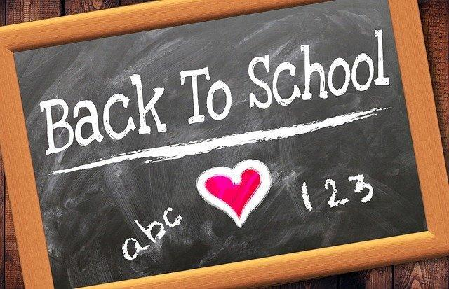 Back to School - Letter to Parents