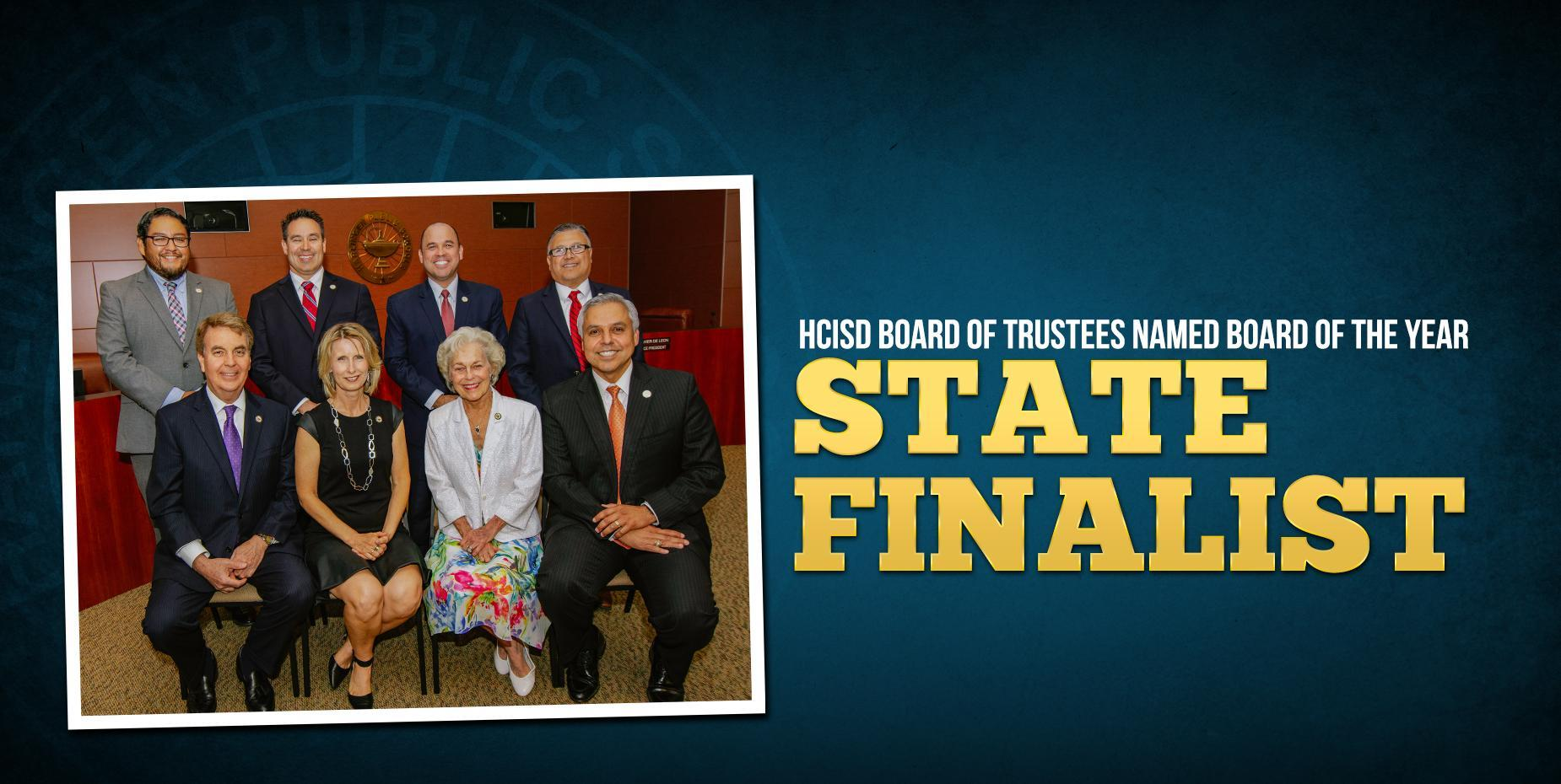 Board of the Year State Finalist
