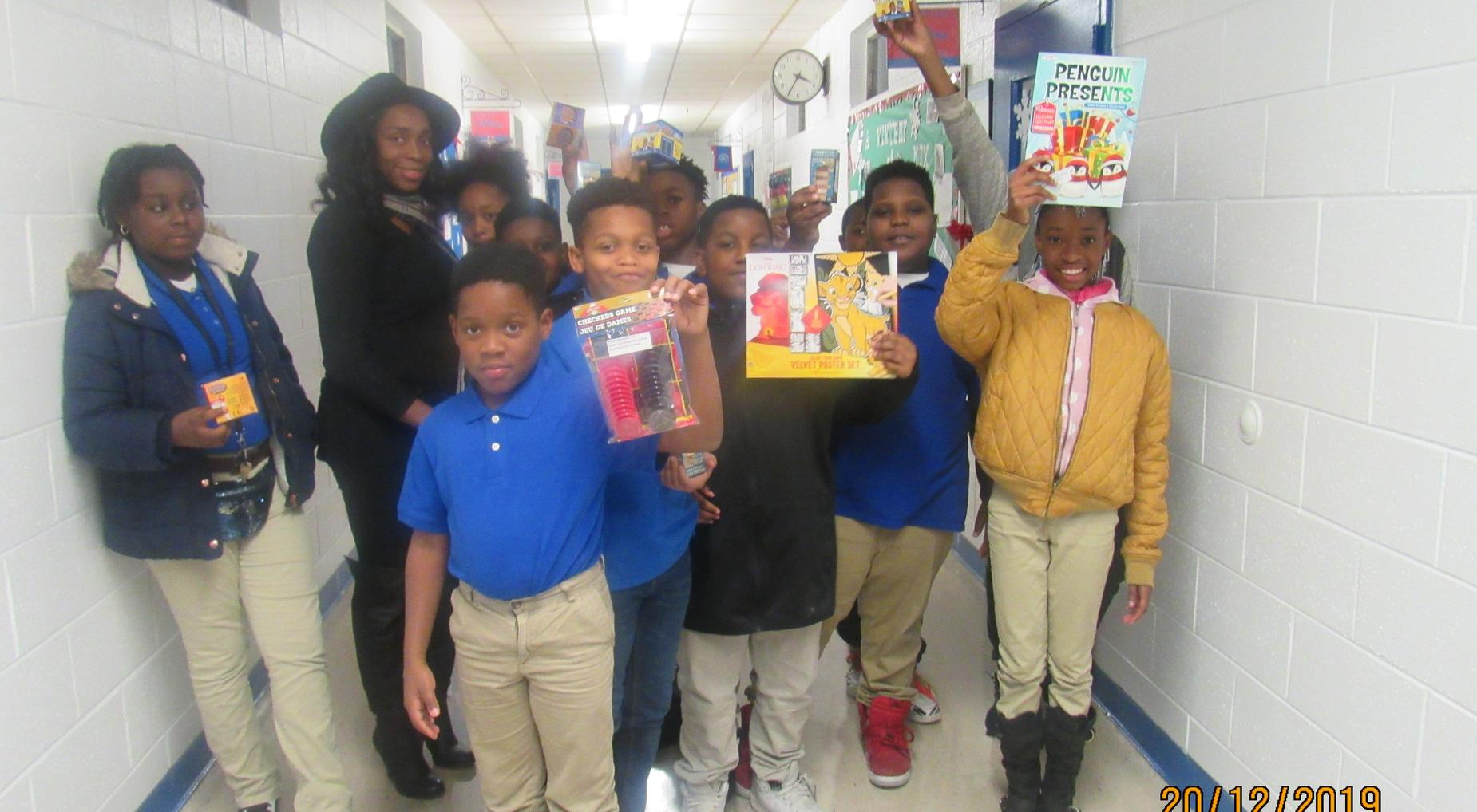 Season of Giving ~Gifts for LLE Students
