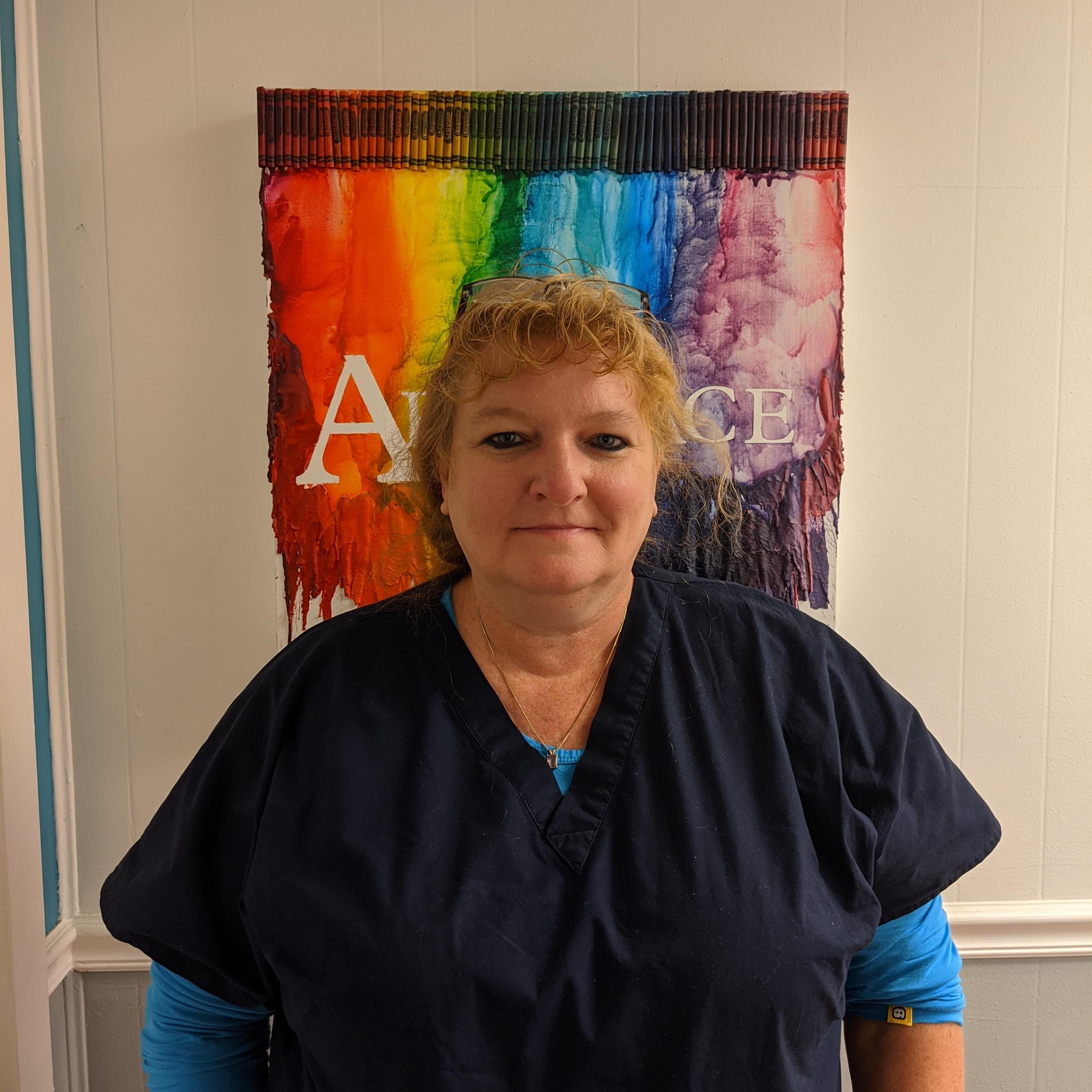 Tina Cook's Profile Photo