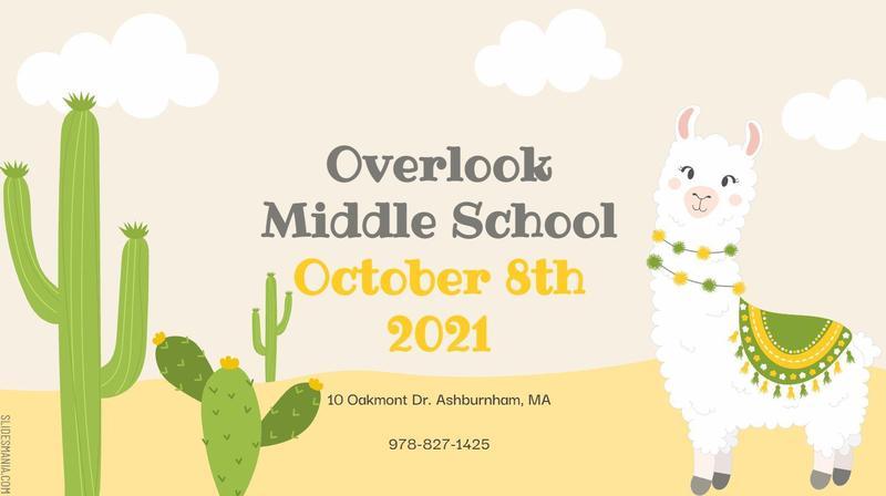 OMS Newsletter October 8, 2021