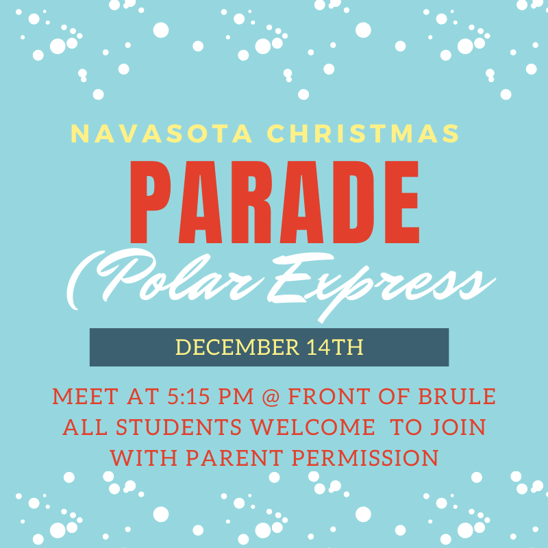 Christmas Parade: December 14th Featured Photo