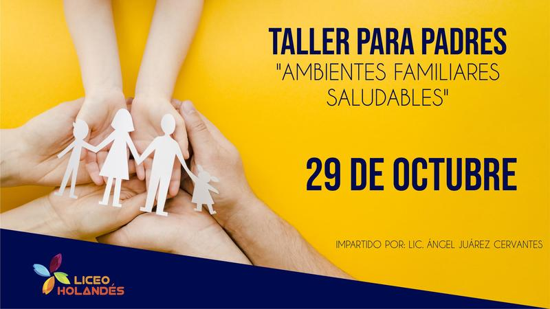 TALLER PARA PADRES Featured Photo