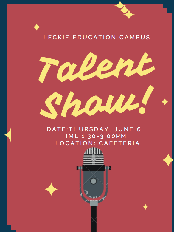 Leckie Talent Show Featured Photo