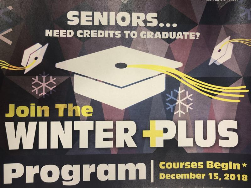 Winter Plus Program Opens Thumbnail Image