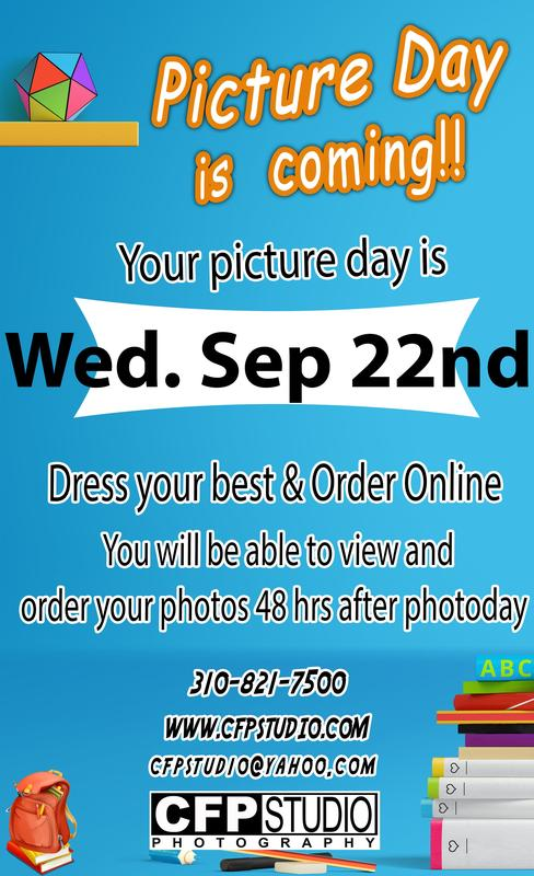 DMHS Picture Day Featured Photo