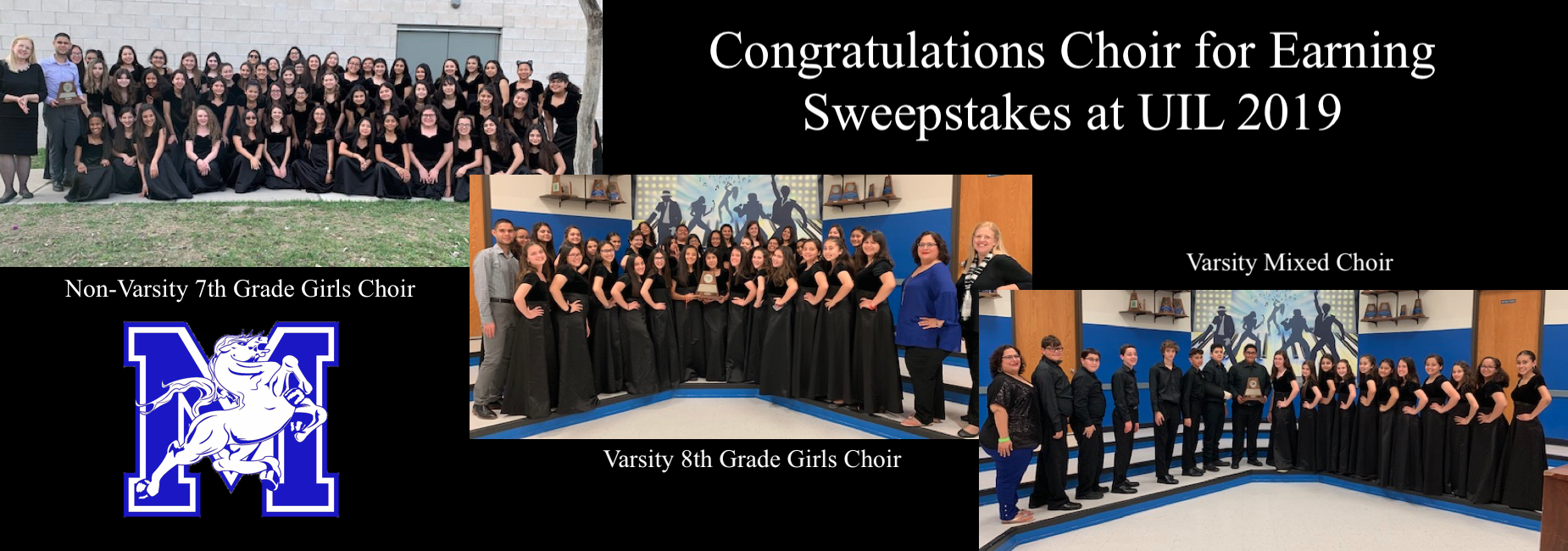Choir Sweepstakes UIL 2019