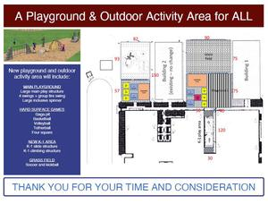 Playground Brochure page 2 of 2