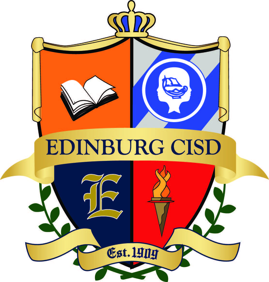 Image of ECISD logo
