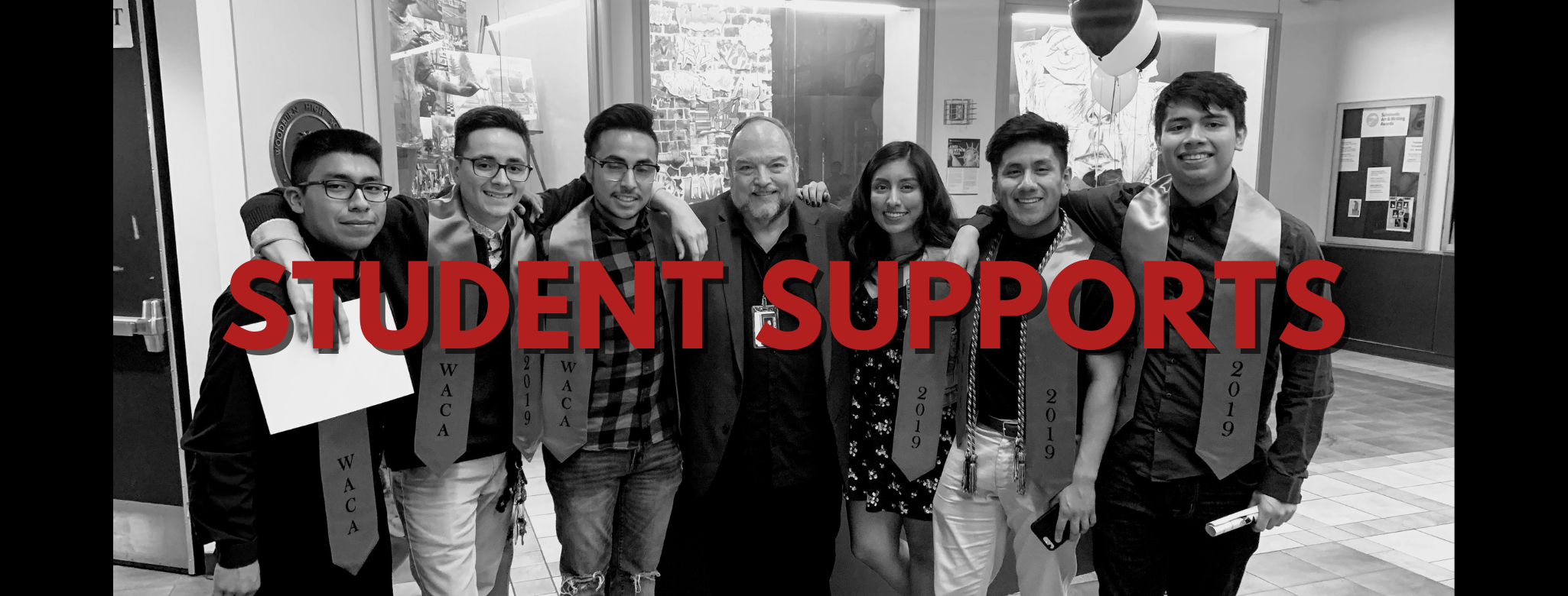 Student Support - Headers