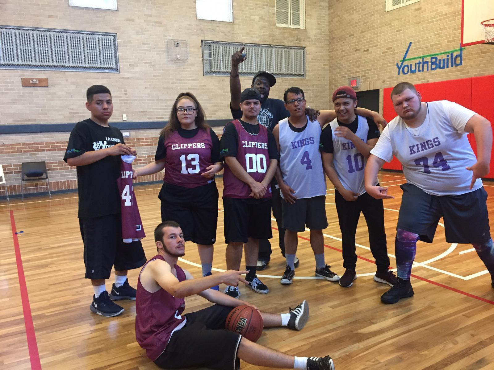LA CAUSA Basketball Team