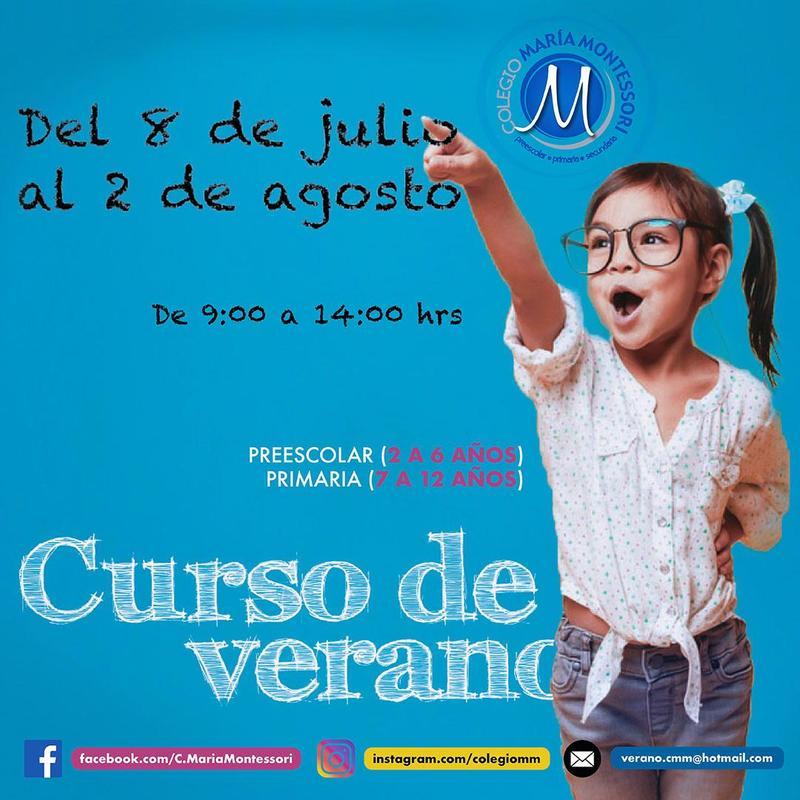 CURSO DE VERANO ¡Inscripciones abiertas! Featured Photo