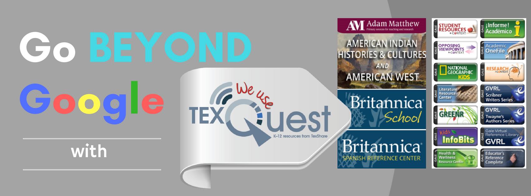 TexQuest banner