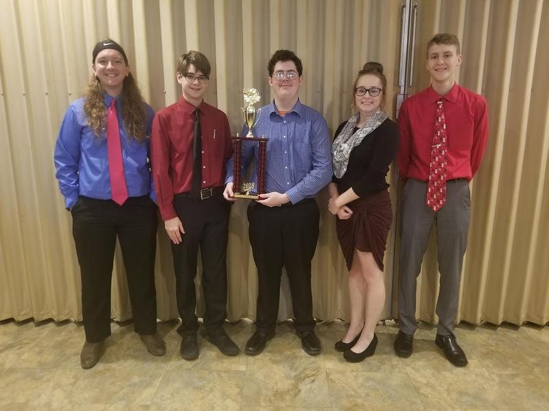 Congratulations!  United Varsity Academicians Place 2nd at 2018 Quiz Bowl Featured Photo