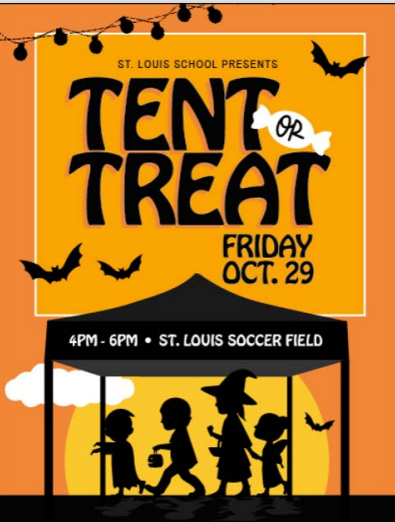 Halloween Tent-or-Treat, October 29 Featured Photo