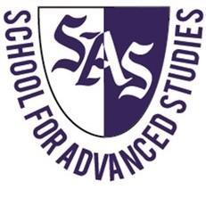 School for Advanced Studies Is Accepting Applications! Featured Photo